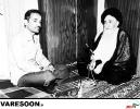 دیدار شهید رجایی با حضرت آیت الله سید شهاب الدین مرعشی نجفی