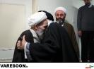دیدار حضرت آیت الله خامنه ای از حضرت آیت الله حاج آقا مجتبی تهرانی
