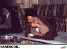 دیدار حضرت آیت الله سید جمال الدین خوئی با حضرت آیت الله سید احمد خوانساری