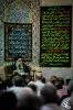 اقامه نماز جماعت به امامت حضرت آیت الله ضیاءآبادی