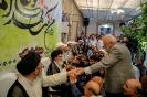 عید غدیر در محضر حضرت آیت الله آل هاشم