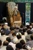 اقامه نماز جماعت به امامت حضرت آیت الله جوادی آملی