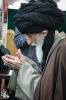 اقامه نماز جماعت به امامت حضرت آیت الله طاهری شیرازی