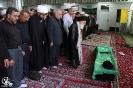 مراسم تشییع پیکر حضرت حجت الاسلام و المسلمین سید محمود قمی