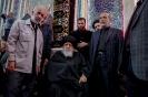 مراسم تشییع پیکر حضرت حجت الاسلام و المسلمین سید ابوالقاسم شجاعی