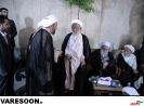 حضرت حجت الاسلام و المسلمین شیخ عباس محقق کاشانی