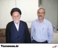 حضرت حجت الاسلام و المسلمین سید احمد مرعشی رفسنجانی