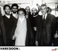 حضرت حجت الاسلام و المسلمین شیخ ابوالفضل معزالدین اصفهانی